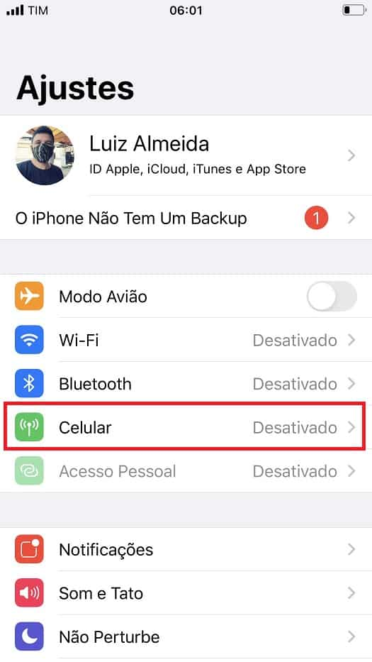 Aparecer Offline no Whatsapp Do Iphone 2