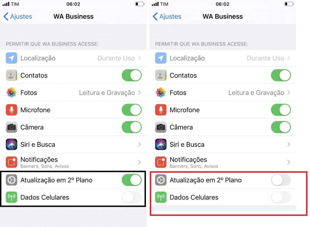 Aparecer Offline no Whatsapp Do Iphone 5