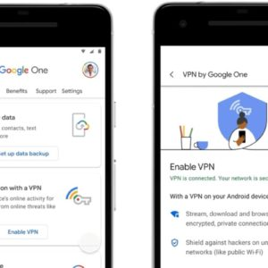 Como ativar VPN do Google no Android