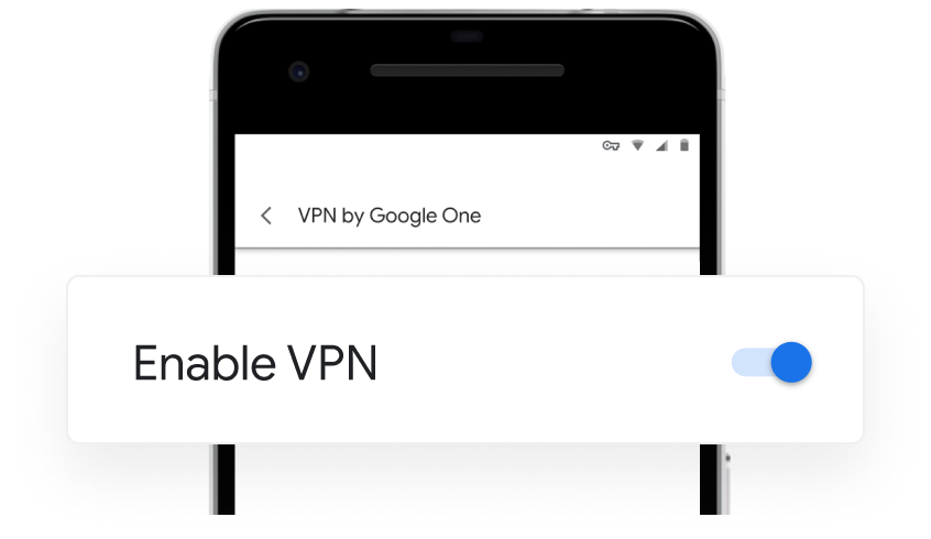 Como ativar VPN do Google no Android 3